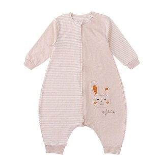 Sleeping Bag Cotton Wearable Blanket Rabbit Romper Little Kids Unisex