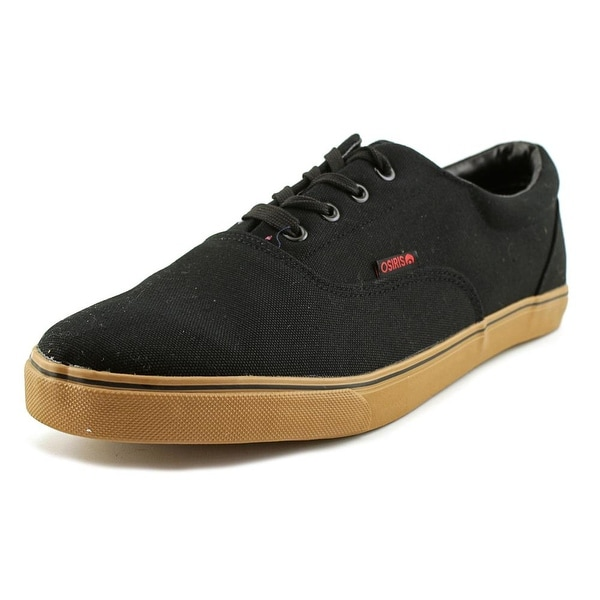 Osiris SD Men Black/Gum Skateboarding Shoes