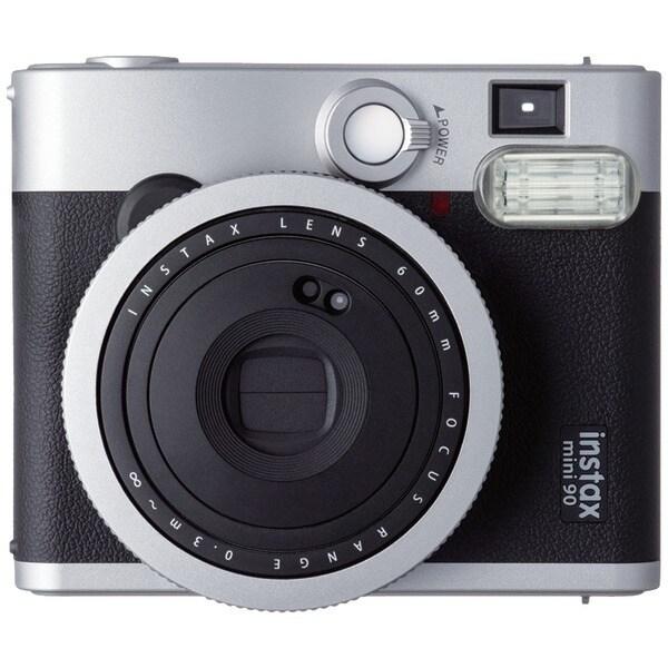 Fujifilm 16404571 Instax(R) Mini 90 Classic Instant Camera (Black)
