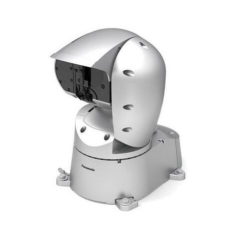 Panasonic AW-HR140 20x Zoom Outdoor PTZ Camera with SDI & LAN Output (Silver)