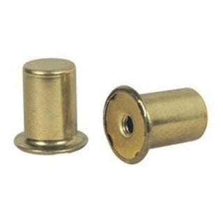 Westinghouse 70136 Modern Brass Finial 1/4-27