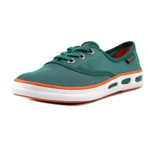 Columbia Vulc N Vent Bright Emerald/Jupiter Sneakers Shoes