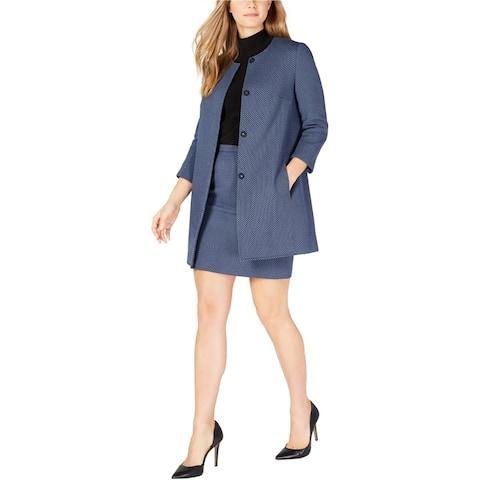 Anne Klein Womens Tweed Jacket