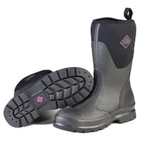 Muck Boots Women's Chore Mid Boots w/ Breathable Airmesh Lining & Rugged Outsole Design