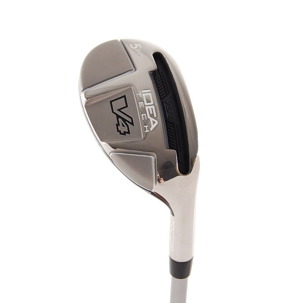 New Adams IDEA Tech V4 Hybrid #5 Ladies Flex Graphite RH