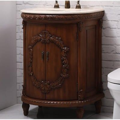 """25"""" Single Bathroom Vanity Set"""