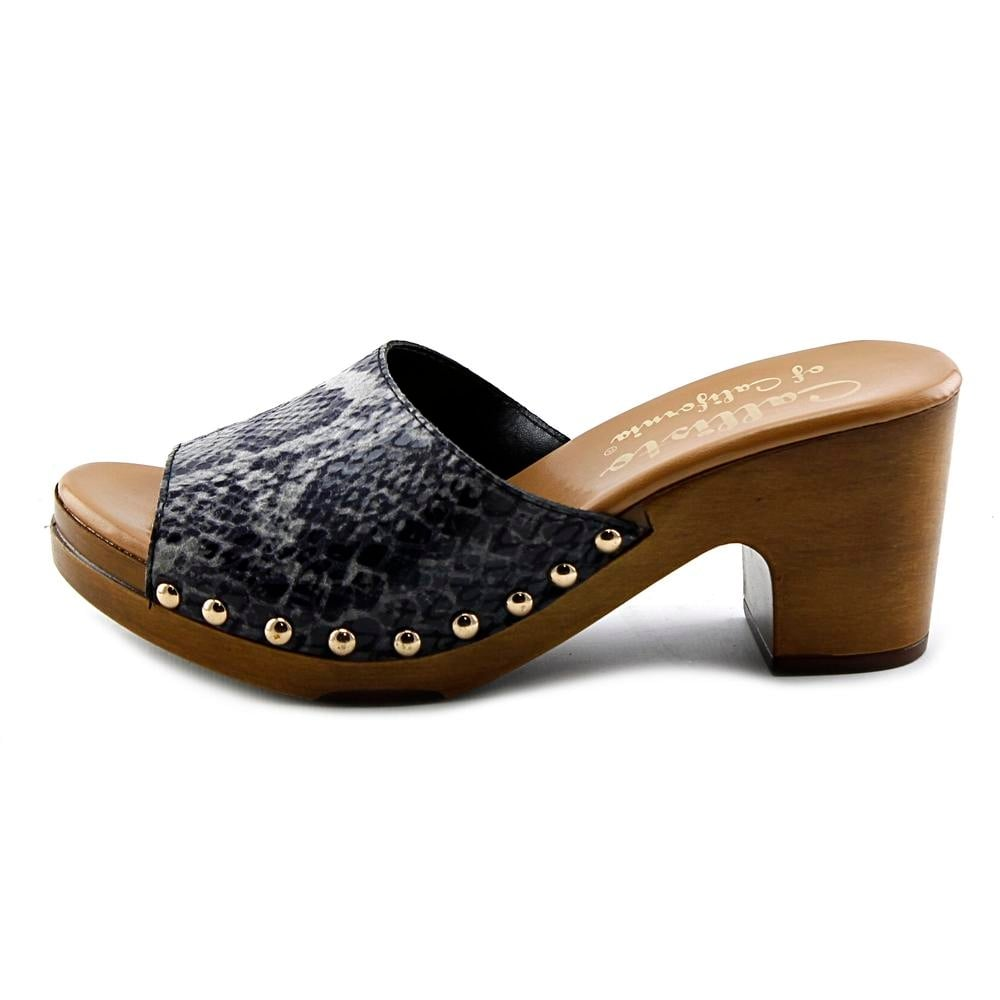 10d8c35a294ce Shop Callisto Danna Women Open Toe Synthetic Multi Color Slides Sandal -  Free Shipping On Orders Over  45 - Overstock - 13709809