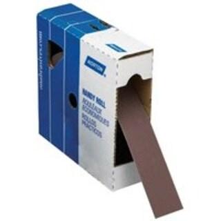 """Norton 26286 P120-J-Grit Cloth Utility Roll, 1-1/2""""x50 Yd"""