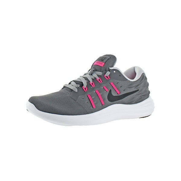 Nike Womens Lunarstelos Running Shoes Fitsole Lightweight
