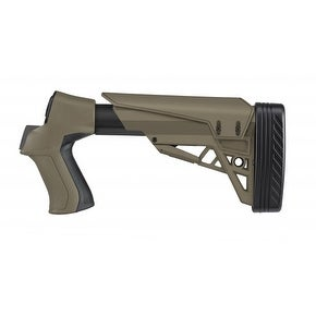 ATI T3 Shotgun Stock Stock for Moss/Rem/Sav/Win/FNH/Tri 12-Gauge - GRAY