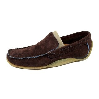 Clarks Men's Majorca Brown Suede 61299