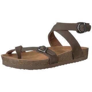 c8bf0d907 Buy Green Eastland Women s Sandals Online at Overstock