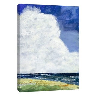 "PTM Images 9-108503  PTM Canvas Collection 10"" x 8"" - ""Open Spaces 1"" Giclee Beaches and Waves Art Print on Canvas"