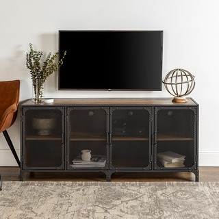 Carbon Loft Pierpont 60-inch Industrial TV Stand Console
