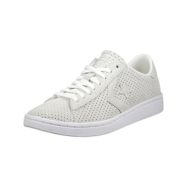 Converse Womens Skateboarding Shoes Low Top Contrast Trim