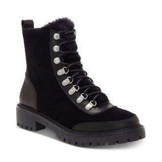 Link to Lucky Brand Womens Ilianna Leather Closed Toe Ankle Fashion Boots Similar Items in Women's Shoes