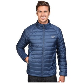 The North Face Trevail Blue Down Jacket