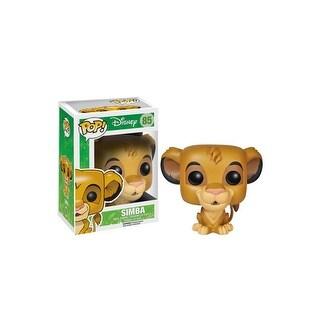 Funko POP Disney Lion King - Simba Vinyl Figure - Multi