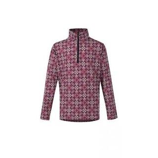 Kerrits English Shirt Girls Ice Fil Flex Zipper Long Sleeve 60470