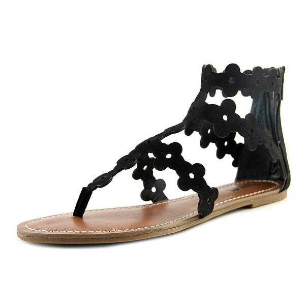 Carlos by Carlos Santana Finesse Women Black Sandals