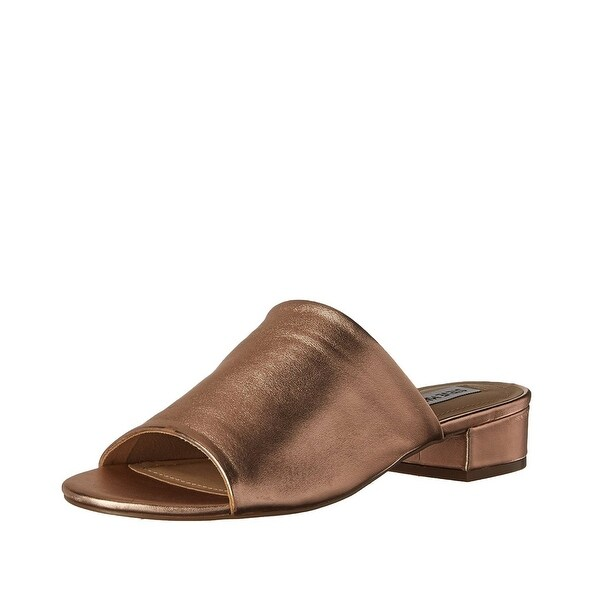 Steve Madden Womens Briele Slide Sandals Rose Gold - 5.5 b(m)