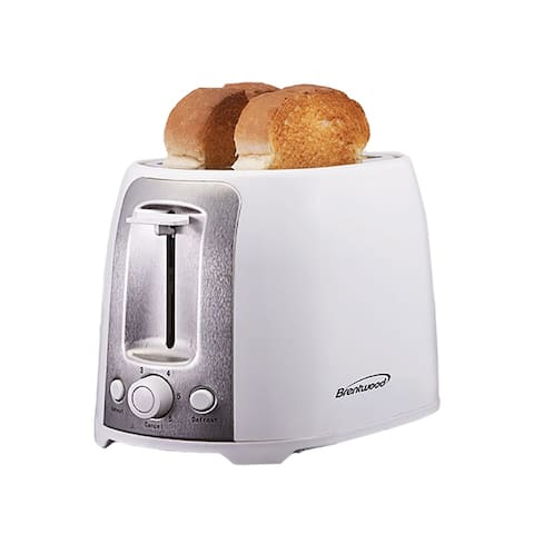 Brentwood Appliances 2-slice Cool-touch Toaster With Extra-wide Slots