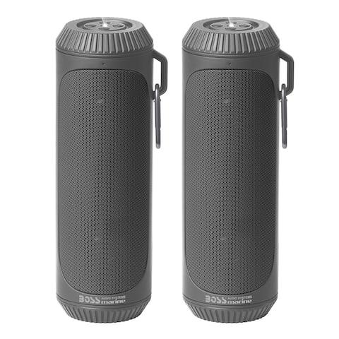 Boss audio bolt marine bluetooth speaker w/