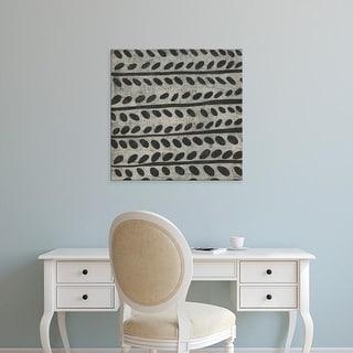 Easy Art Prints Chariklia Zarris's 'Stone II' Premium Canvas Art