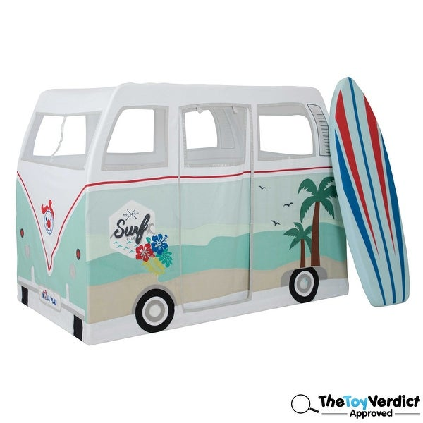 Deluxe Surfing Camper Playhouse Role Play. Opens flyout.