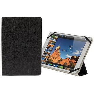 Rivacase 7 - 8 in. Double-Sided Tablet Cover, Black & White