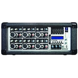 Pyle Pro 600 Watt 6-Channel Mixer with MP3