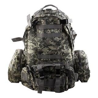 Outdoor Trekking Camping Hiking Backpack Large Capacity Bag ACU Digital Color
