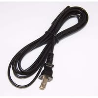NEW OEM Haier Power Cord Originally Shipped With LE24C2380A, 65E3550A