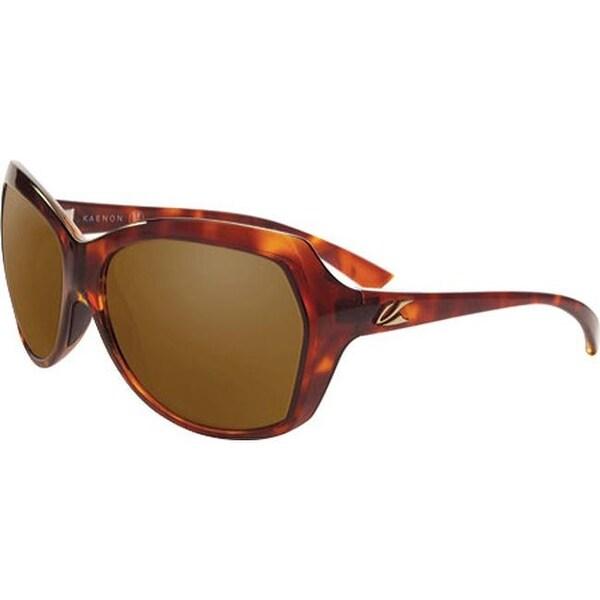 275c0867b9 Shop Kaenon Women s Shilo Polarized Sunglasses Tortoise - US Women s One  Size (Size None) - Free Shipping Today - Overstock.com - 22205805