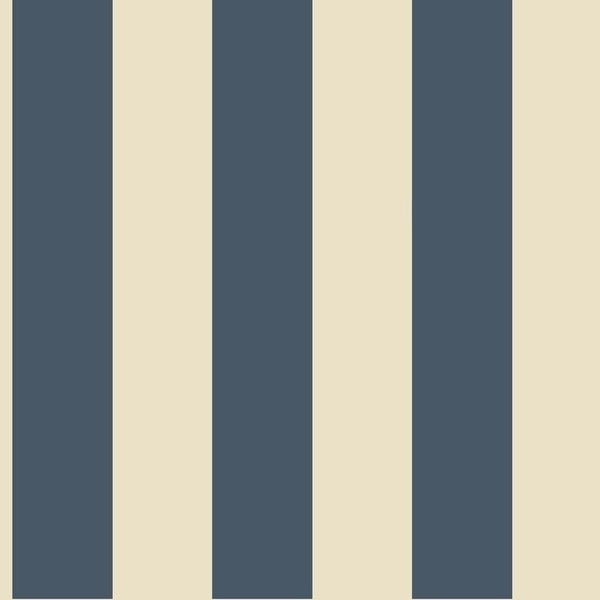 York Wallcoverings SA9172 Ashford Stripes 3 Stripe Wallpaper
