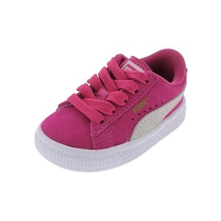 Puma Girls Fashion Sneakers Lowtop Casual