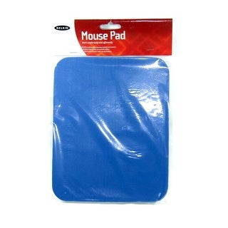Belkin Blue Standard Mouse Pad-High Quality Jersey Cloth with non slip back 200x250x3mm Rohs