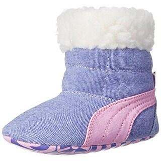 Puma Chiffon Faux Fur Lined Boots