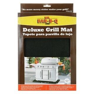 """Mr. Bar-B-Q 40124X Deluxe Grill Mat, 60""""x30"""""""