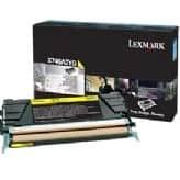 Lexmark X746A4YG Lexmark Toner Cartridge - Yellow - Laser - 6000 Page - 1 Pack