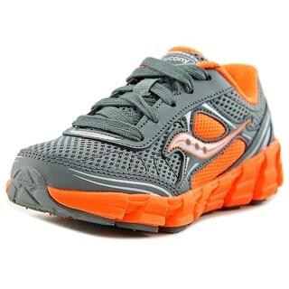 Saucony Kotaro Youth Round Toe Synthetic Gray Running Shoe