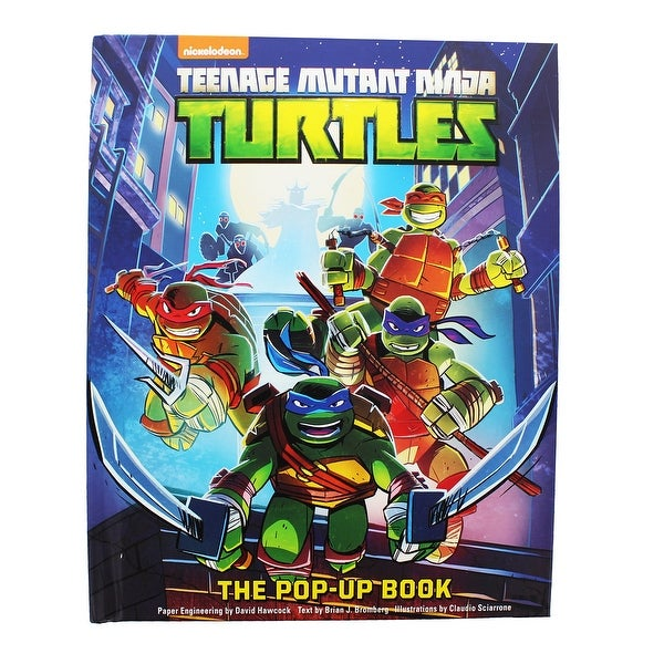 Teenage Mutant Ninja Turtles: The Pop-Up Book - multi