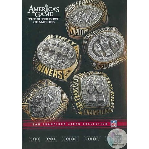NFL America's Game: San Francisco 49ers - DVD
