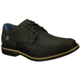 Skechers 68115 BLK Men's MALLING Oxford