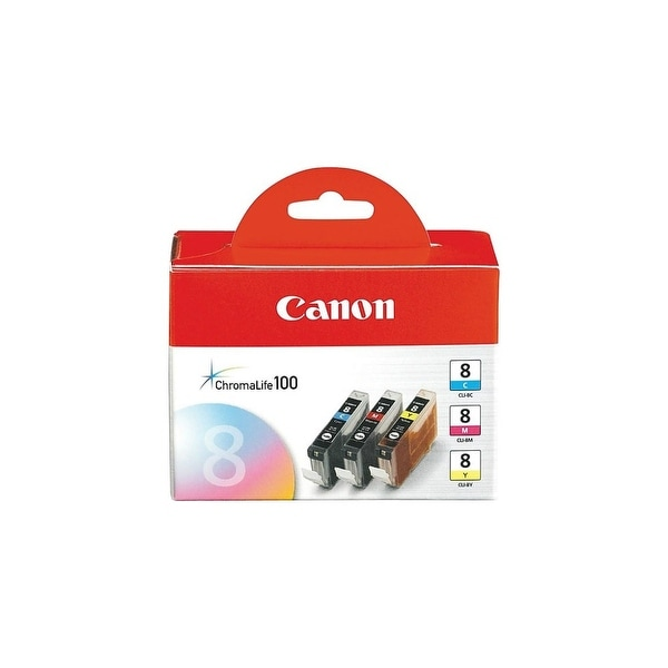 Canon CLI-8 Color Value Pack Ink Cartridge CLI-8 Color Value Pack Ink Cartridge