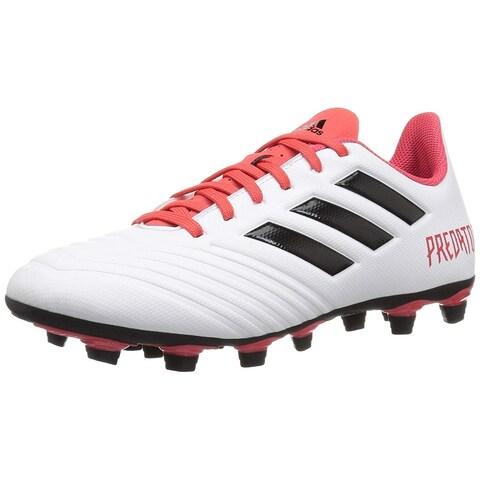 Adidas Mens Predator 18.4 Low Top Lace Up Soccer Sneaker