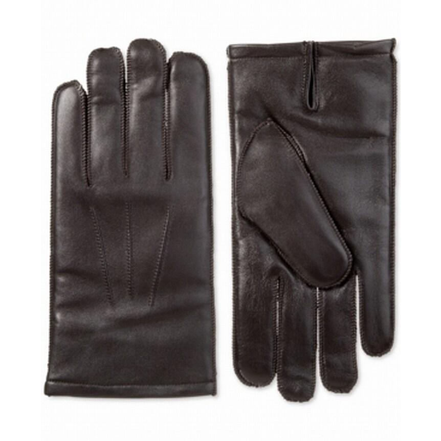 Isotoner Signature Men's smartDRI® smarTouch® Gloves Size L