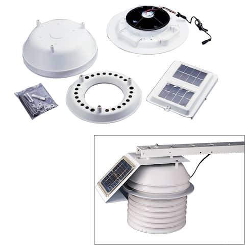 Davis instrument davis daytime fan aspirated radiation shield kit 7747