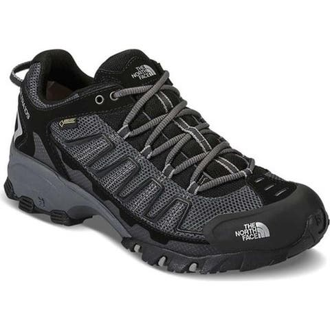 The North Face Men's Ultra 109 GTX Trail Running Shoe TNF Black/Dark Shadow Grey