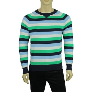 Link to Tommy Hilfiger Men's Stripe Sweater (Snow White, XL) Similar Items in Big & Tall
